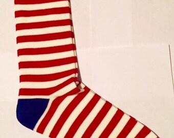 USA Striped Socks