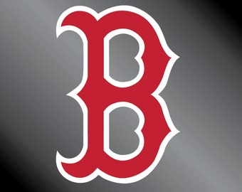 Boston Red Sox Vinyl Decal Sticker