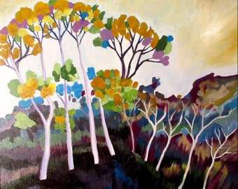 Trees and Copse