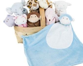 Animal security blanket