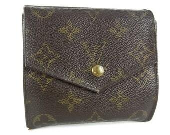 Authentic Louis LOUIS VUITTON Wallet