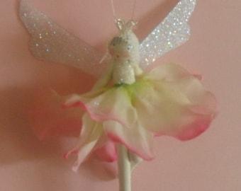 Fairy doll, hanging fairy, flower fairy, petal fairy
