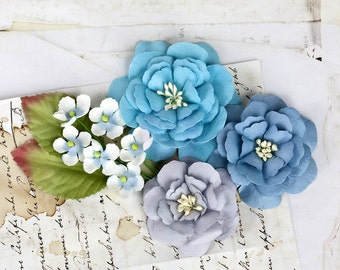 Prima Flowers Cabriole Blue Moon Flower Multi Colored Pack 566838