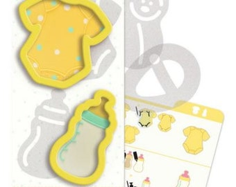 Sweet Sugarbelle Special Delivery Cookie Cutter Set