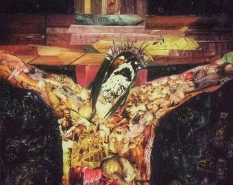 Jesus Christ Collage Galore