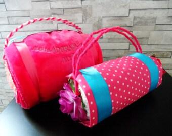 Handbag diaper cake