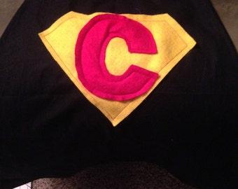 Personalized Super hero caps