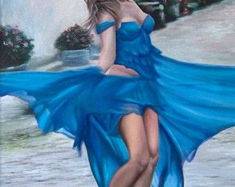 Petra dancing