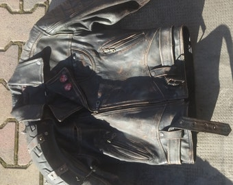 post apocalyptic jacket/wasteland/larp coat