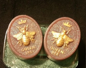 Queen Bee Glycerin Soap