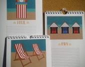 Big Love from the British Seaside Birthday Calendar