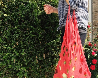 Produce Bag / reusable tote / free shipping!!!