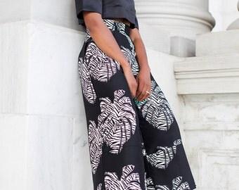 Custom Culottes/Crop Top