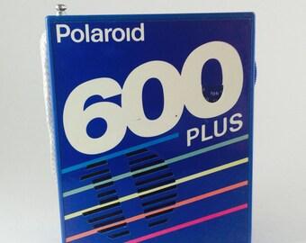 Vintage Polaroid Radio