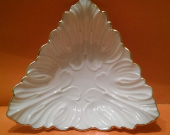 Lenox Triad collection candy dish