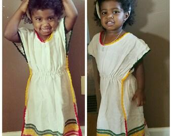 Bayzaa Beauty Ethiopian dress
