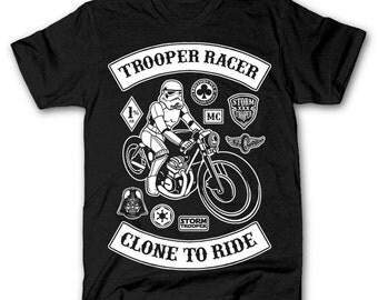 Trooper Racer T-Shirt