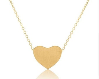 Loving Heart Pendant Necklace