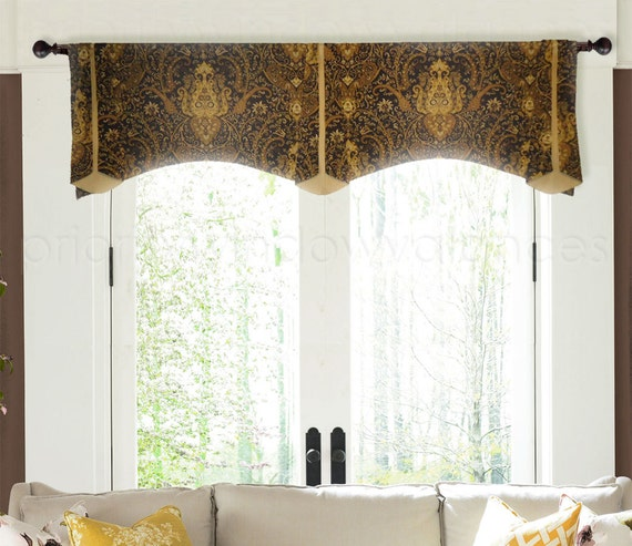 Items Similar To Waverly Byzance Black Gold Traditional