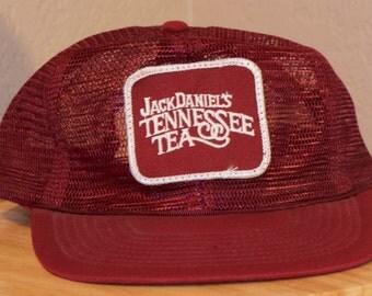 Jack Daniels Tennessee Tea Trucker Hat