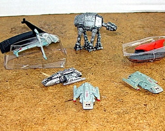 lot of - Star wars micro machines