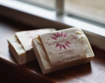 Lemon & Orange Handmade Soap - Organic
