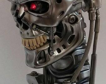 Bust T800 Terminator