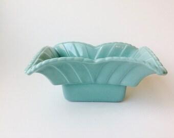 Vintage 1956 Miramar of California Ceramic MCM Planter