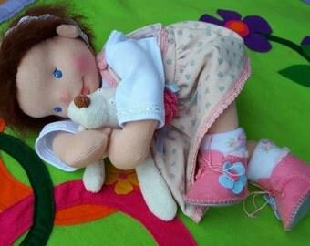 Ylenia waldorf doll