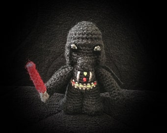 Star Wars inspired Darth Vader Mini Amigurumi