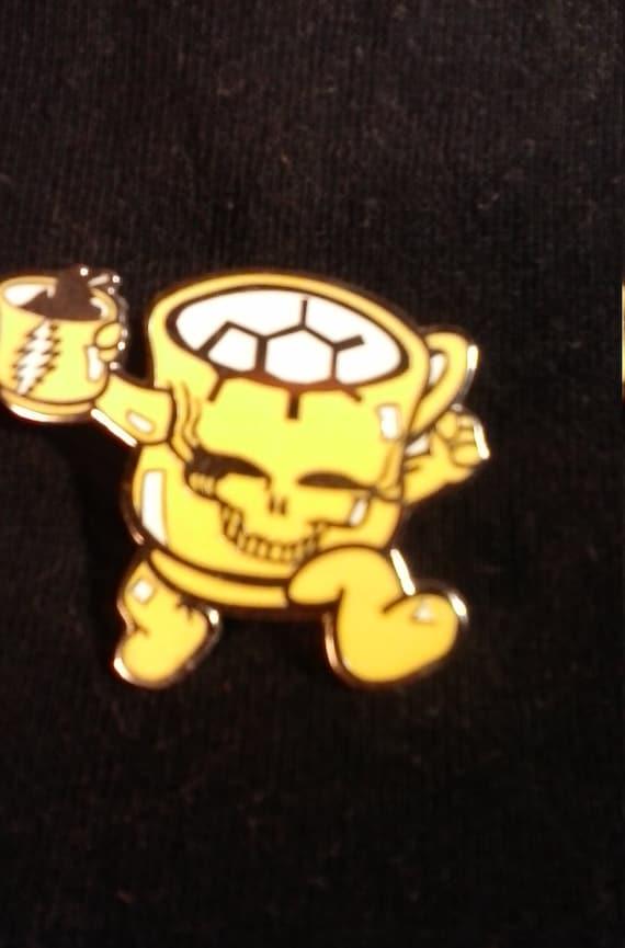 Items similar to Yellow Kool Aid Man- Grateful Dead ...