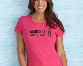 Amnesty International human rights t-shirt