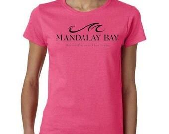 Mandalay Bay Las Vegas hotel casino t-shirt