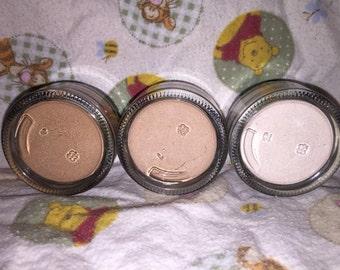 All natural loose makeup powder, nontoxic makeup,