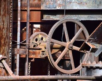 Rusty Gears 1