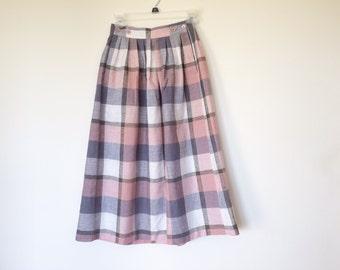 Vintage midi maxi skirt