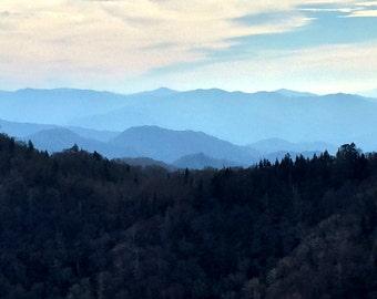 The Horizon, Smokey Mountains, TN