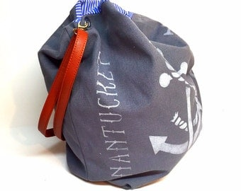 Nantucket Tote / Shoulder Bag