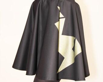 Short skirt series No 9 black