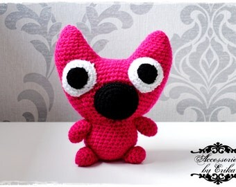 Amigurumi Cute Owl Twins : Items similar to Amigurumi Pink and Blue Cute Owl Baby ...