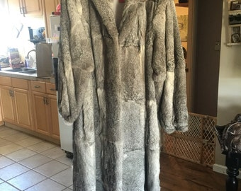 Vintage 3/4 length Mink Coat