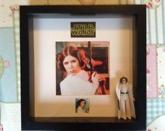 Star Wars handmade 3d frames