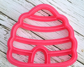 Bee Hive Cookie Cutter, MADE IN CANADA