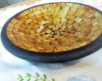 40% off Retro Mosaic tiled Dish