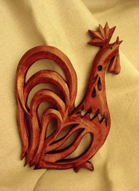 Wooden Cock 94