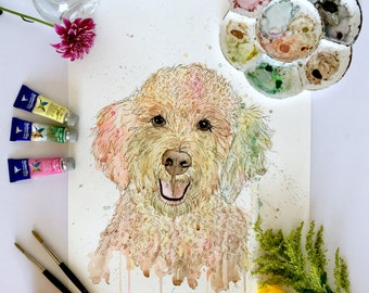 """Shop """"cockapoo"""" in Painting"""