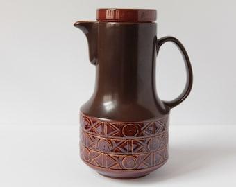 Beswick Coffee Pot Tea Pot Mid Century 1960s 1970s