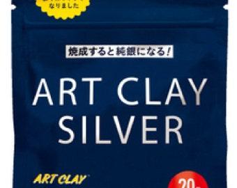 Art Clay Silver Clay (20g)
