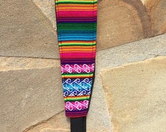 "Peruvian Headband (all proceeds go to charity) - 2"" x 9.5"""