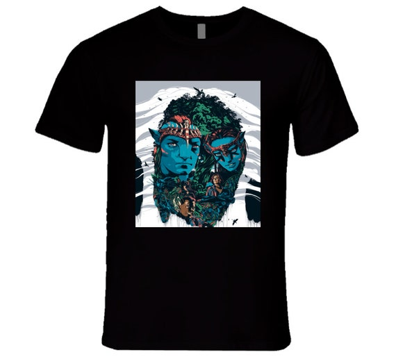 Avatar Movie World: Avatar Pandora's World Movie T Shirt By Bestgraphictees On
